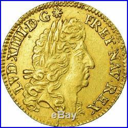 #474636 Monnaie, France, Louis XIV, Louis d'or à l'écu, 1690, Paris, TTB+