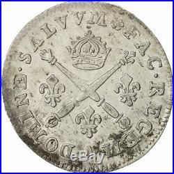 #482670 Monnaie, France, Louis XIV, 10 Sols aux insignes, 10 Sols-1/8 Ecu