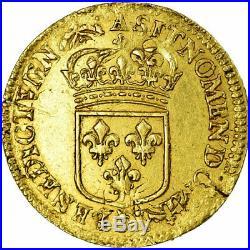 #484492 Monnaie, France, Louis XIV, Louis d'or à l'écu, Paris, TB+, Or