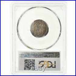 #489253 Monnaie, France, Louis XIV, 1/12 Écu au jabot, 1681, Paris, PCGS AU55