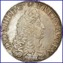 #864070 Monnaie, France, Louis XIV, Ecu aux 8 L, 1692, Lille, Rare, TTB