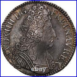 #906282 Monnaie, France, Louis XIV, Écu aux 3 couronnes, Ecu, 1709, La