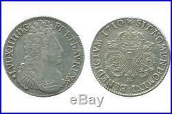 Ecu aux 3 Couronnes Louis XIV 1710