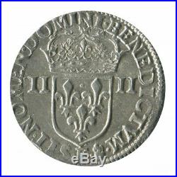 Louis XIV Quart d'Ecu 1643
