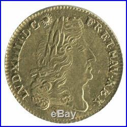 Louis d'Or à l'Ecu Louis XIV 1690