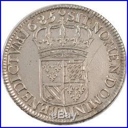 Monnaies, Louis XIV, 1/2 Ecu de Flandre #25410