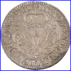 Monnaies, Louis XIV, Ecu aux 3 couronnes #58242
